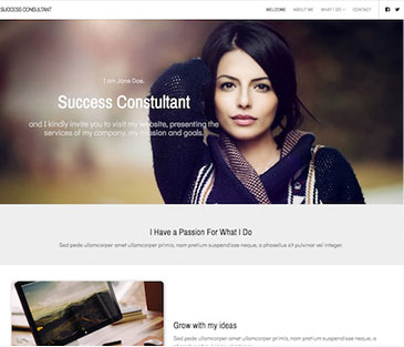 Website Builder Theme 2