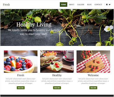 Website Builder Theme 3